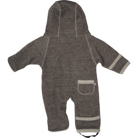 Isbjörn Babies Wooly Jumpsuit Chestnut